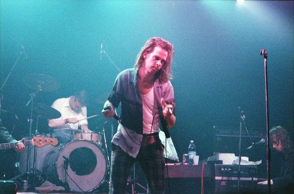 Nick Cave, Berlin, Mai 1992