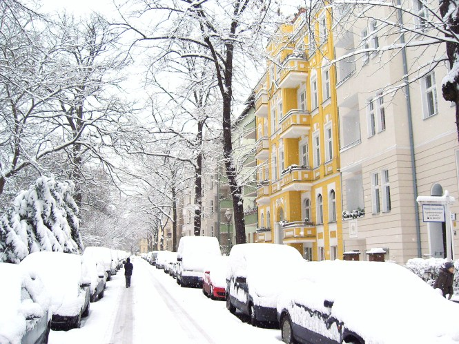Stolbergstraße