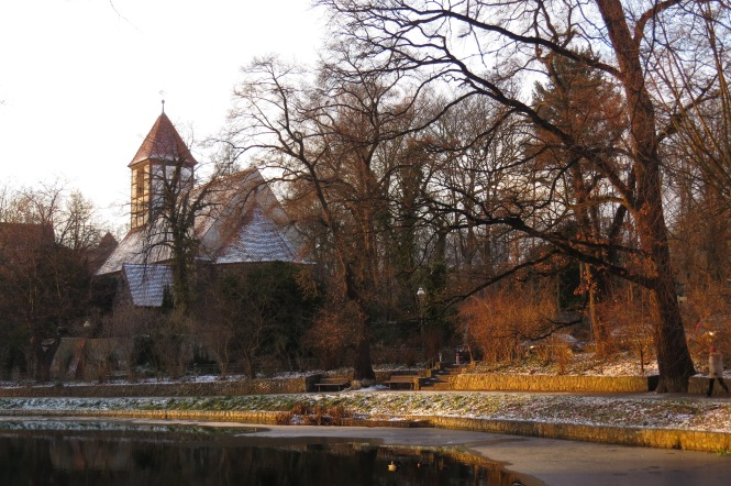 Dorfkirche Tempelhof
