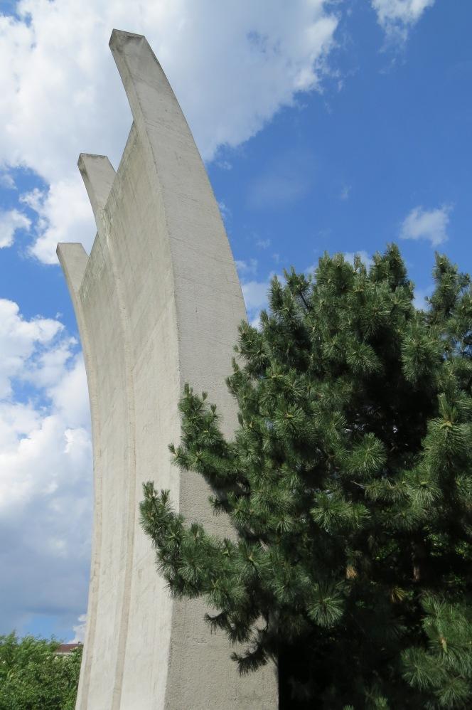 Luftbrückendenkmal (Hungerharke)