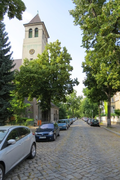 Friedrich-Franz-Straße