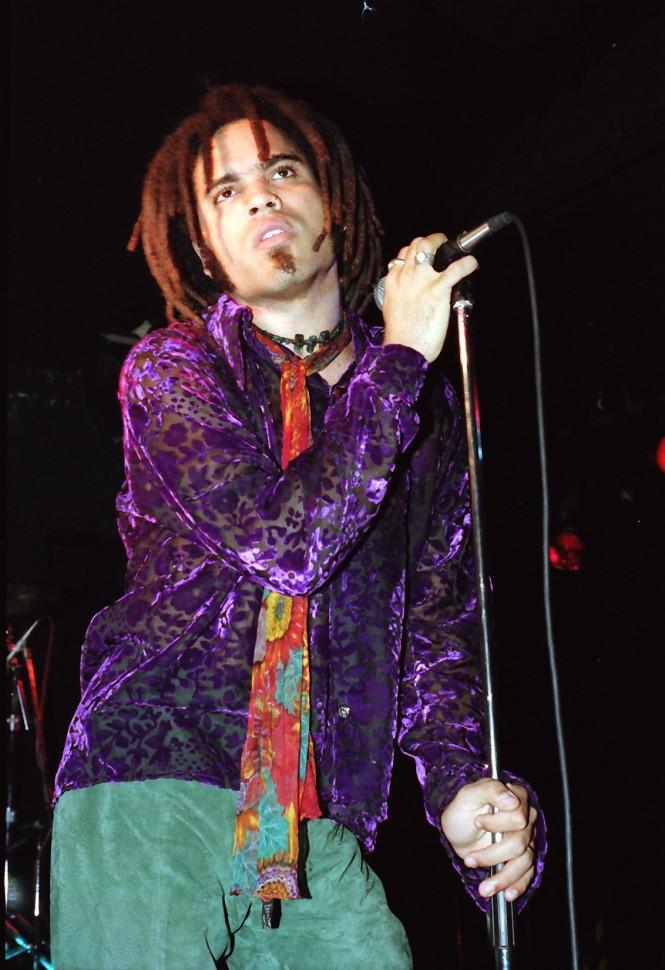 Lenny Kravitz, Berlin, 10. Dez. 1989