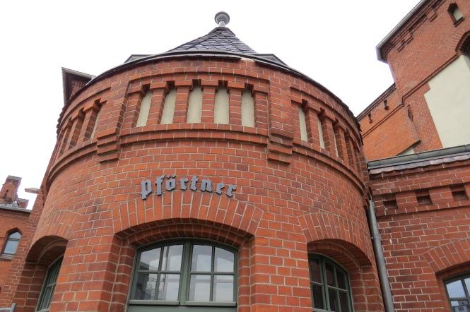 Gelände der Schultheiss Brauerei, Tivoli Karree