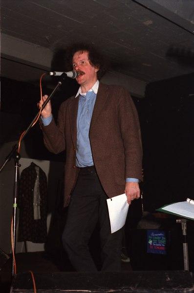 Ed Sanders