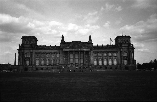 Reichstag, Mai 1980