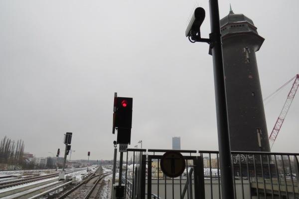 Blick vom S-Bhf. Ostkreuz
