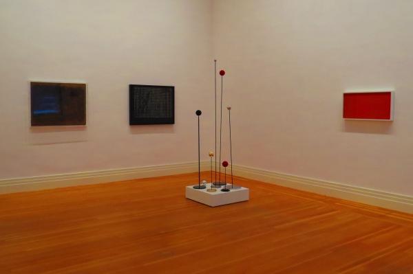 Otto Piene (Skulptur und Bilder)