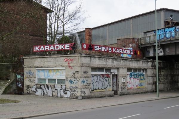 Sachsendamm, am S-Bhf. Schöneberg