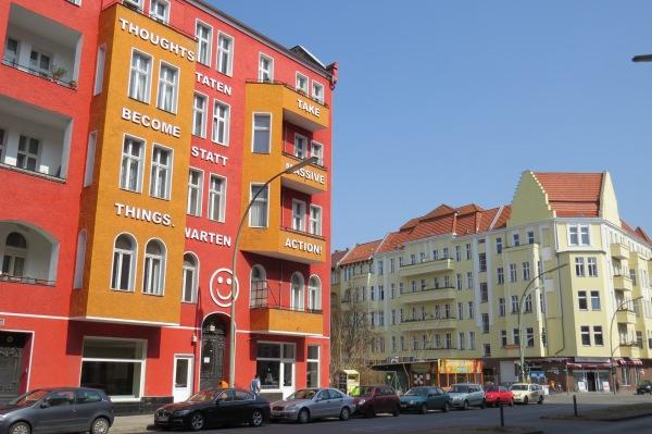 in der Grunewaldstrasse