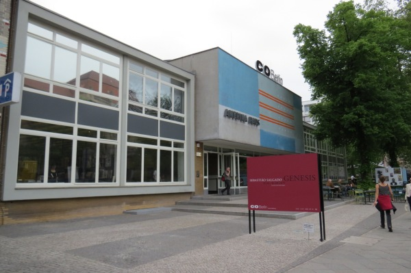 die  Galerie C/O in der Berliner Hardenbergstraße