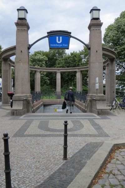 U-Bhf. Heidelberger Platz