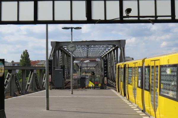 U-Bahnhof Gleisdreieck
