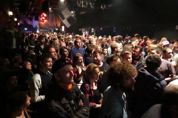 das Publikum im S.O. 36